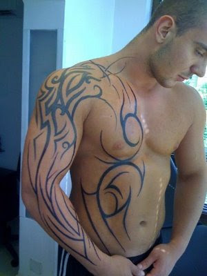 Tatouage Tribal Homme Epaule - Tatouage Tribal Facebook