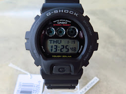CASIO G-SHOCK G-6900-1DR TOUGH SOLAR - BRAND NEW