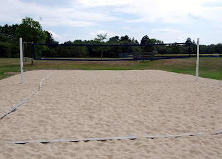 King St Memorial Park - beach volleyball court - 3