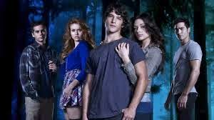 imagen cartel teen wolf primera temporada