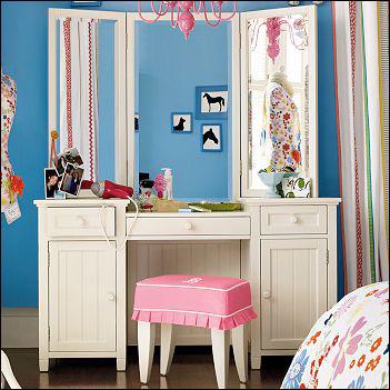 Gogoch coquetas for Coquetas muebles dormitorio