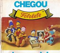 Propaganda das famosas bonecas Fofoletes.