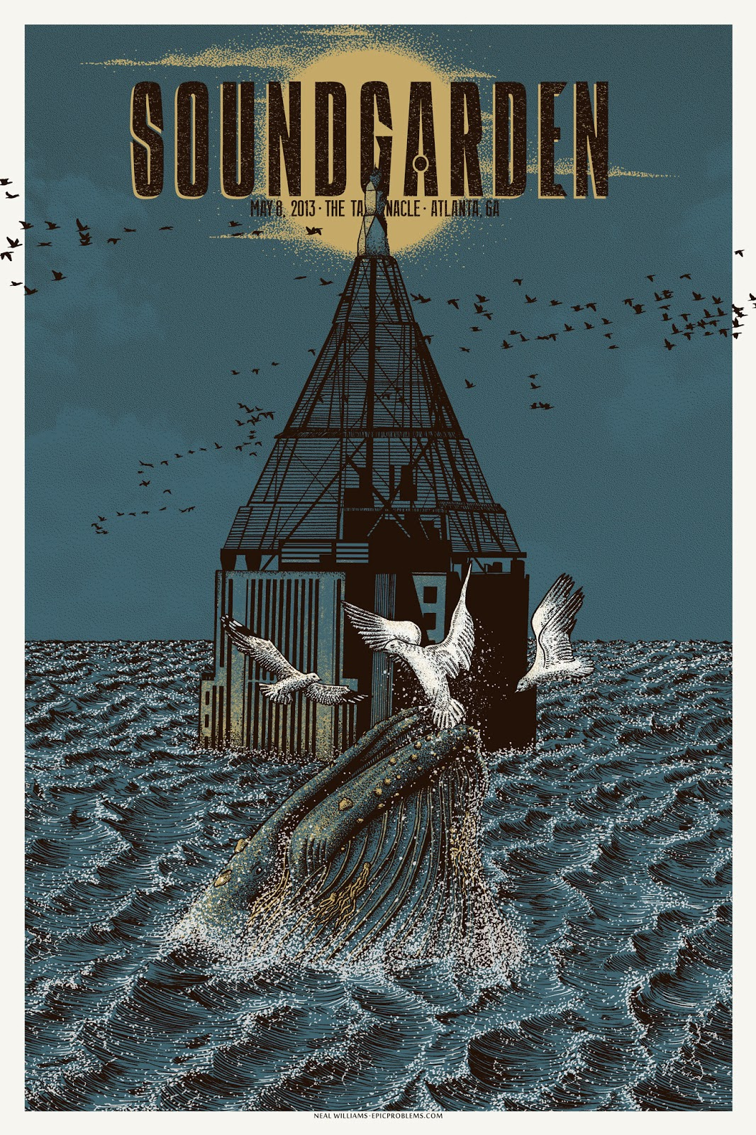 Soundgarden Tour Atlanta