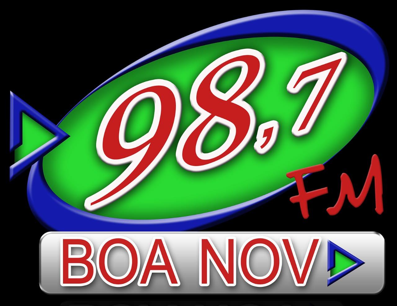 FM BOA NOVA 98,7
