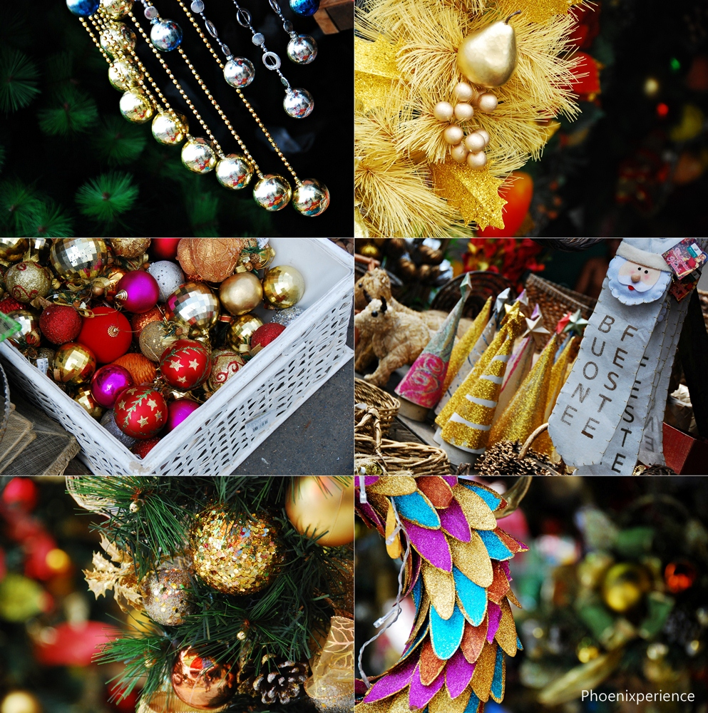 to the holiday shoppers its not too late to buy your holiday decorations ranging from parols christmas trees lights stuffed toys christmas tree balls