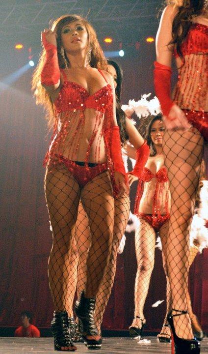 sexy aya alonzo at fhm 2011 victory party bikini