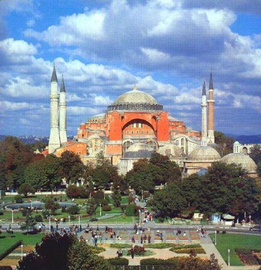 The Hagia Sophia Museum - Istanbul, Turkey ~ Jaho Jalal