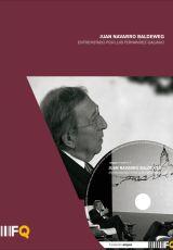 "Carátula del DVD: ""Juan Navarro Baldeweg"""