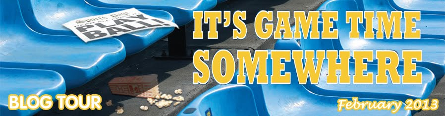 It's Game Time Somewhere Blog Tour