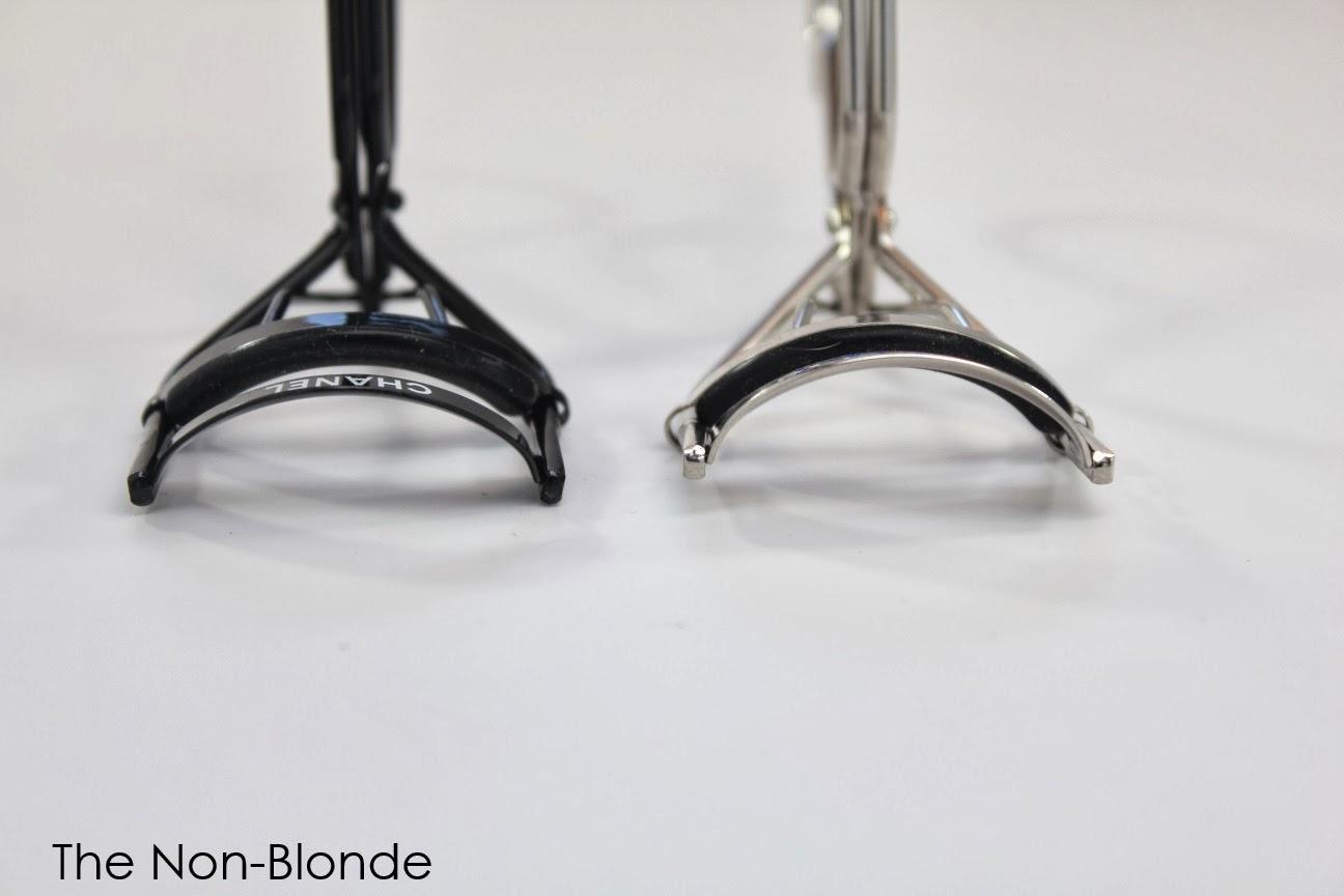 Chanel Precision Eyelash Curler The Non Blonde