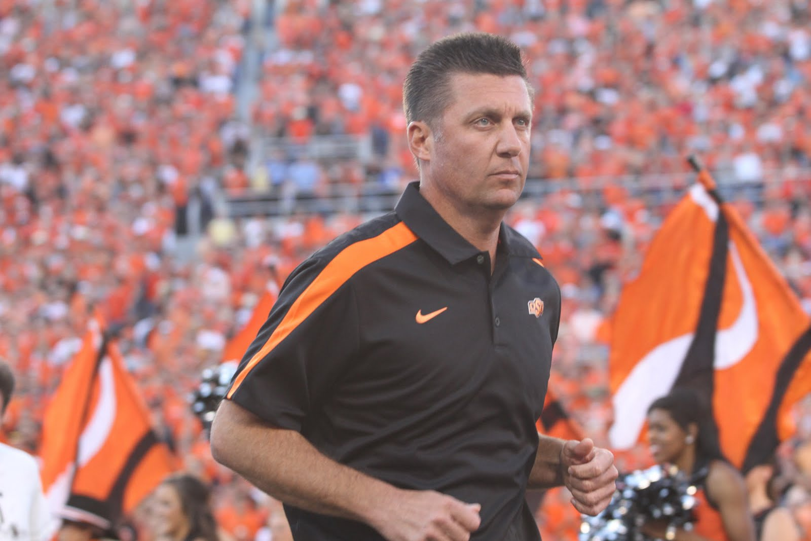 The Cowboy Huddle: Mike Gundy Featured on ESPN.com
