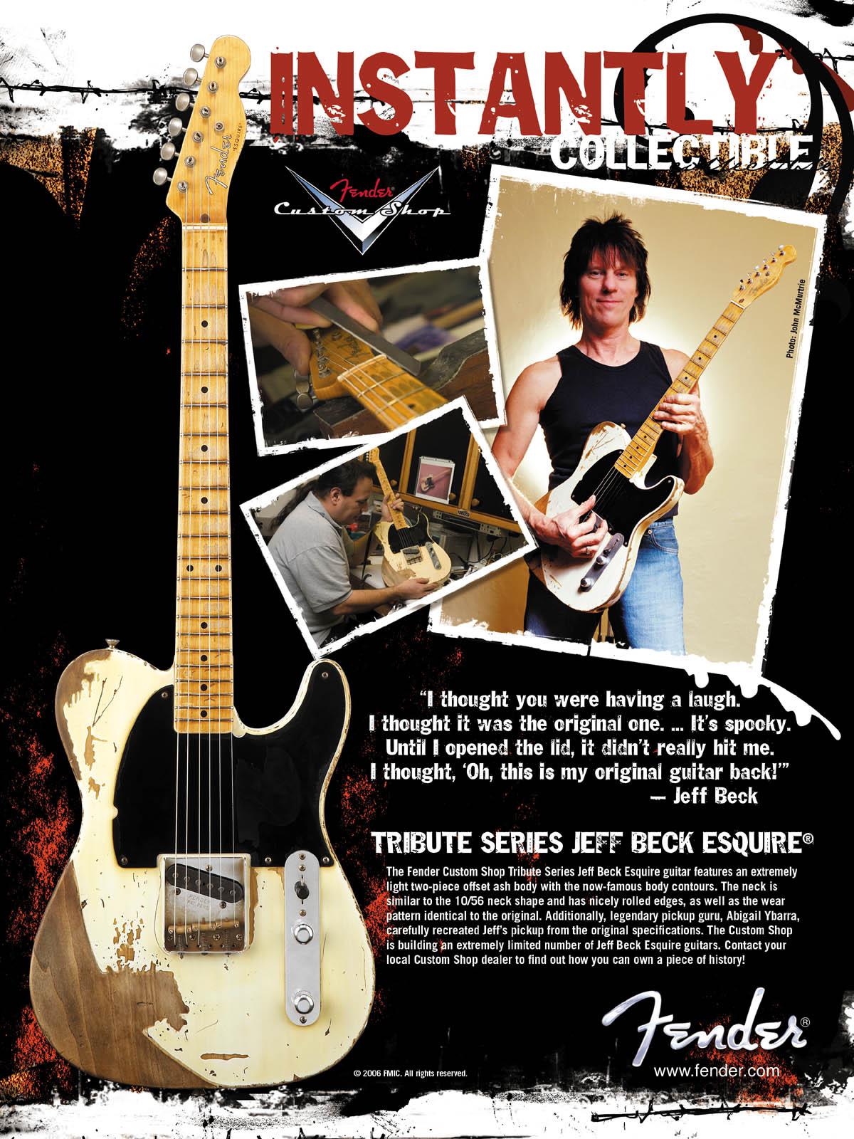 Guitar Snob: Jeff Beck\'s Birthday - Happy Birthday Guvnor!