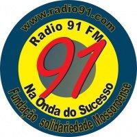 Rádio 91 FM de Mossoró