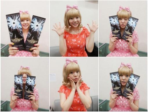 SNSD Sunny Cute Aegyo Photo
