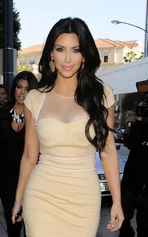 Kim Kardashian Fashion Trends