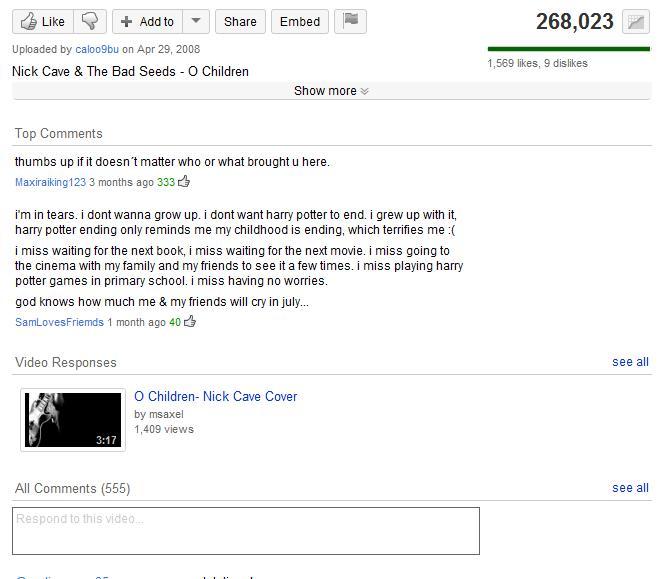 YouTube surprises us yet again.