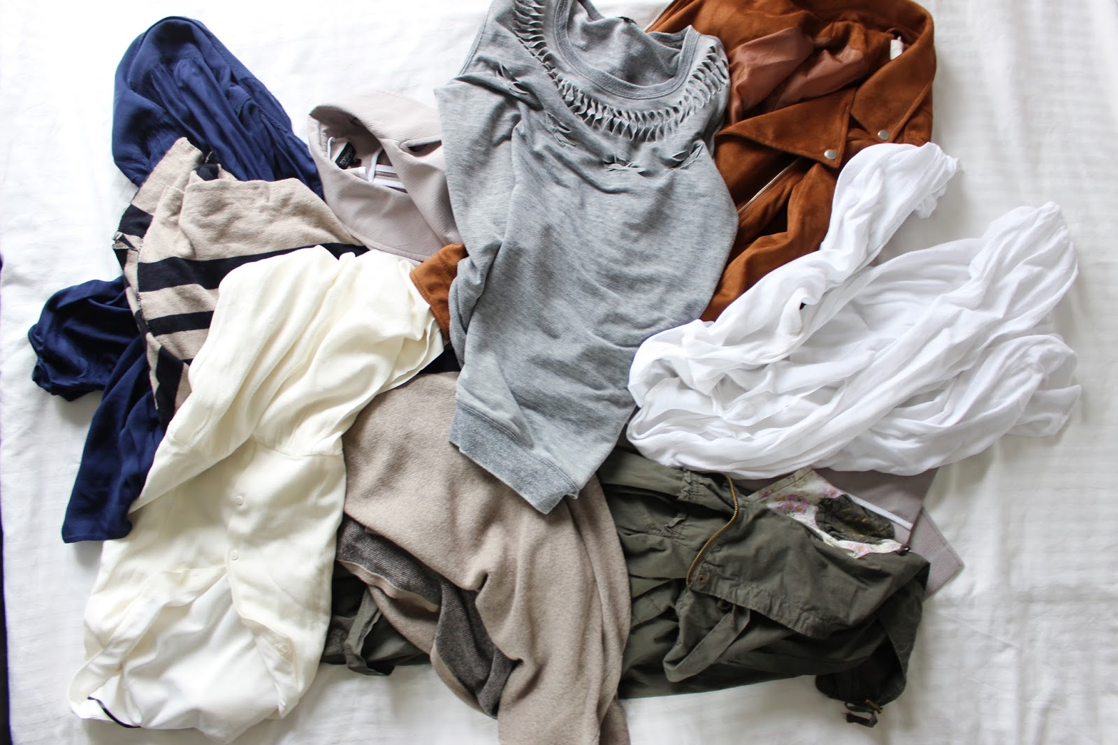 tips for wardrobe clear out
