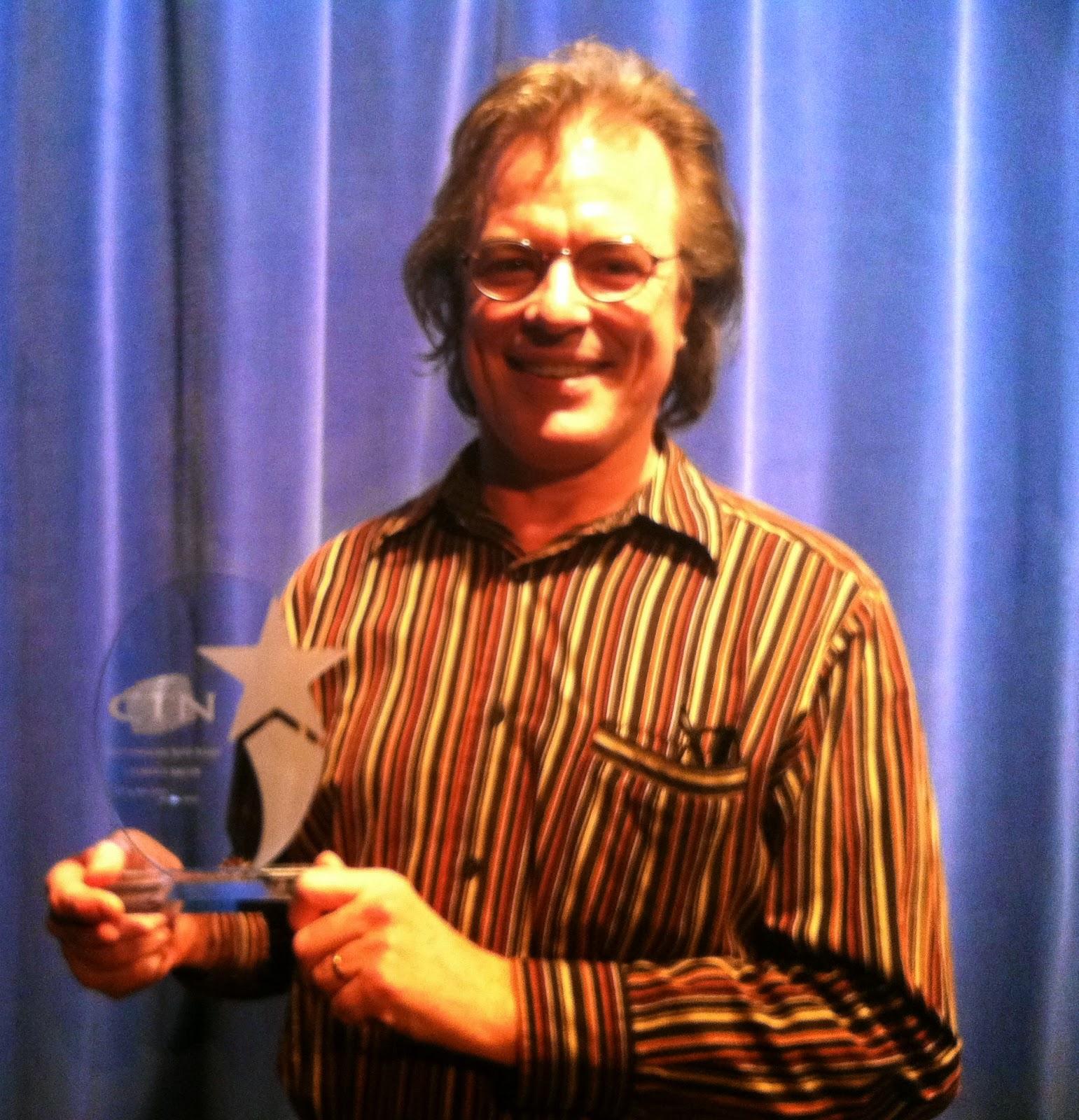 Laurence Miller at Volunteer Rec 2013