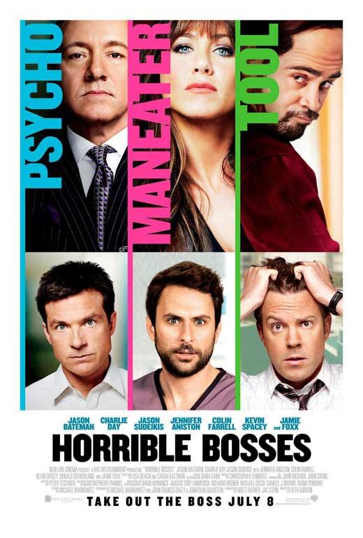 Horrible Bosses (2011)Ông Chủ Khó Tính