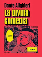 La Divina Comedia. El Manga,Dante Alighieri,Herder  tienda de comics en México distrito federal, venta de comics en México df
