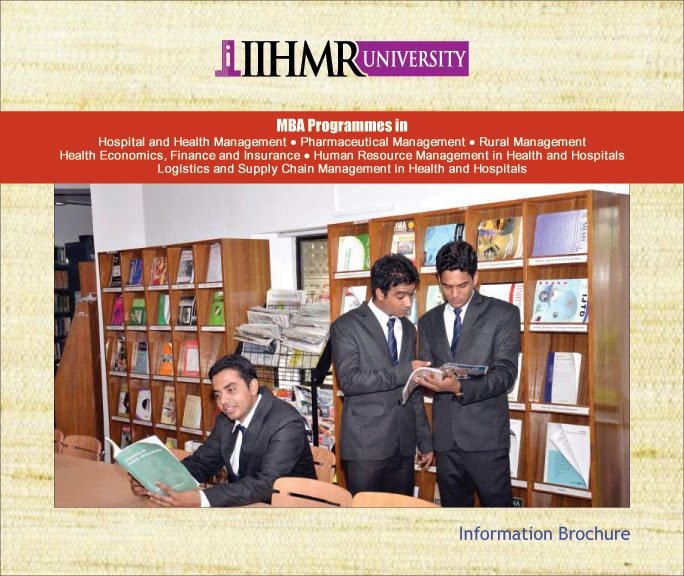 MBA- Information Brochure 2015-2017