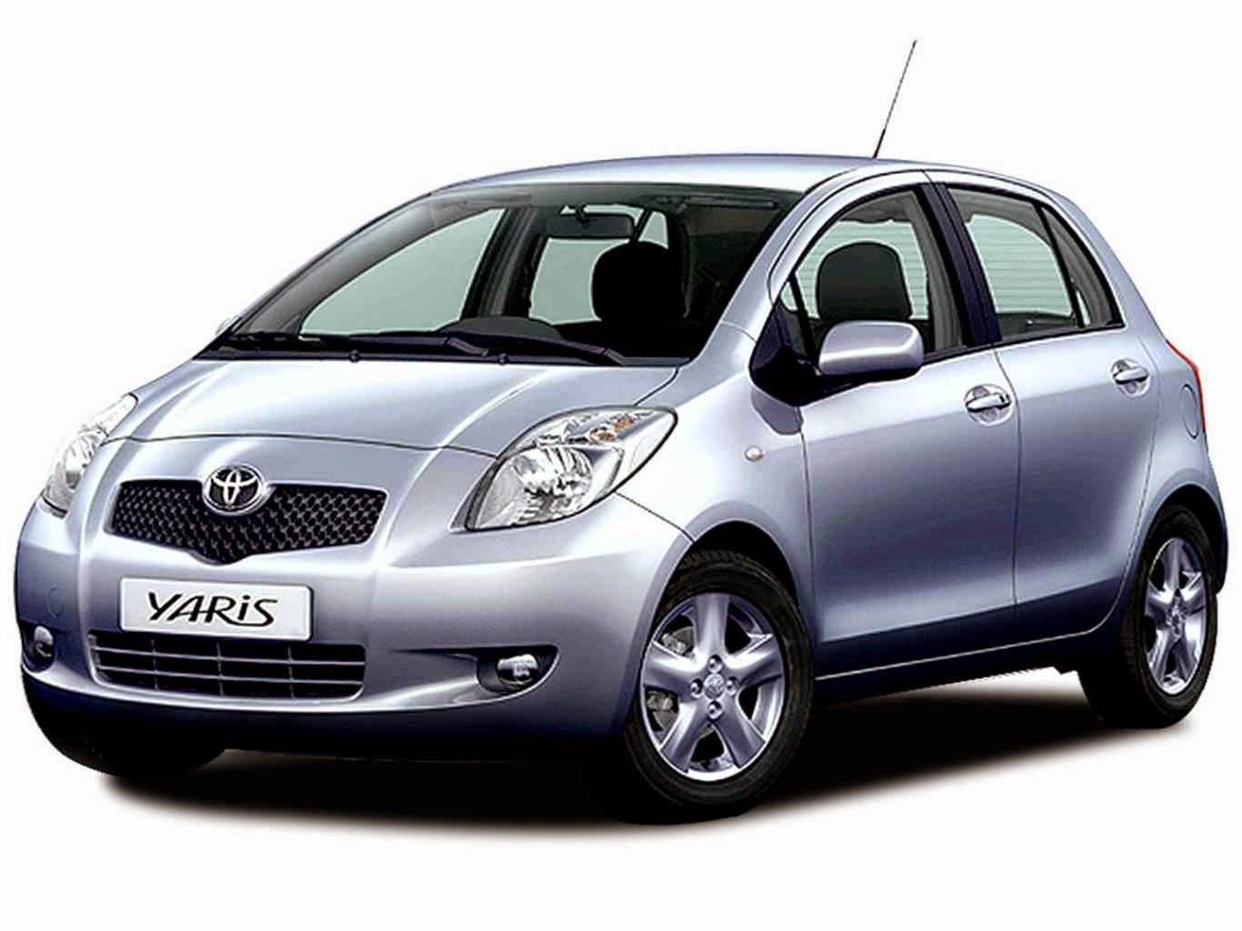 Sewa Toyota Yaris Semarang: Rp 350.000
