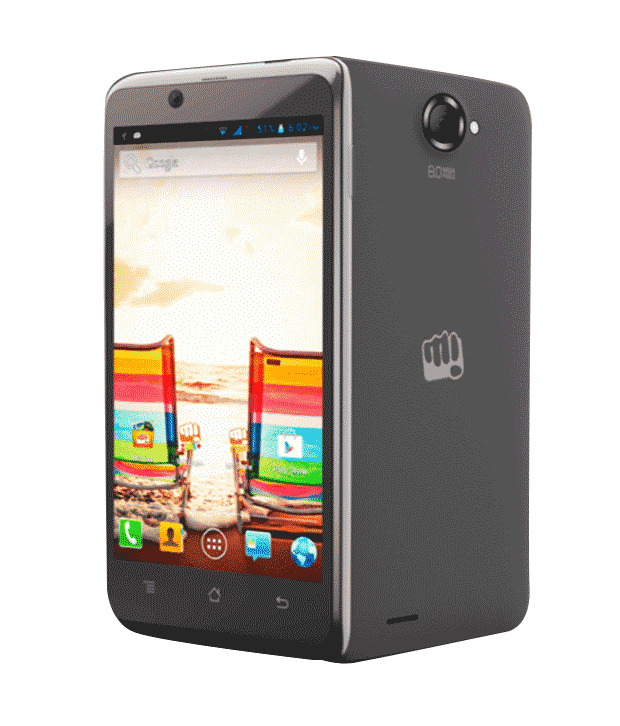 Micromax Canvas Ego