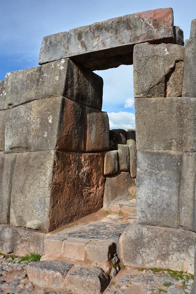 Saksaywaman Inca site Cusco