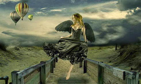 http://loreleiwebdesign.com/2010/01/25/design-surreal-composition-fallen-angels-dream-fly/