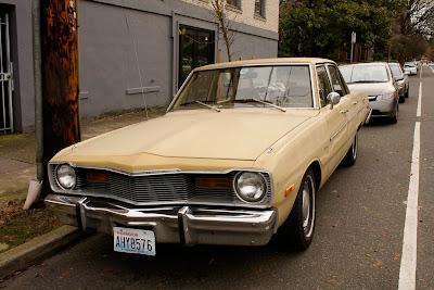 1975 Dodge Dart Sedan.