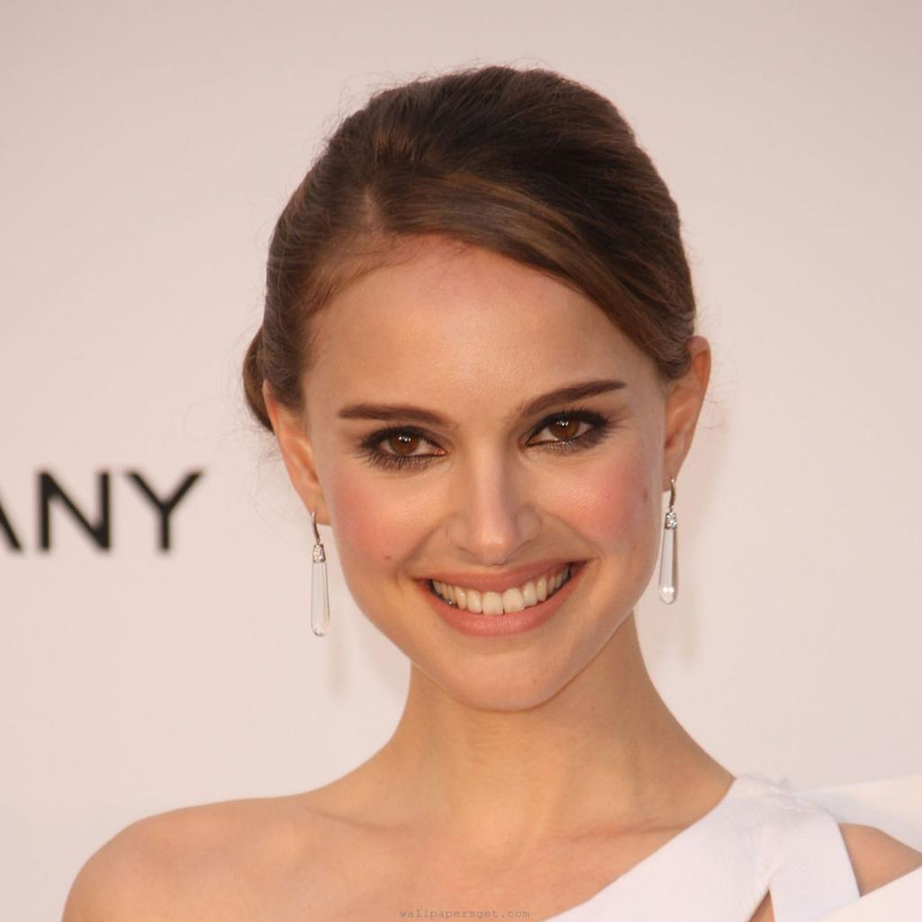 Natalie Portman Smile