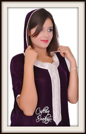 Djellaba femme 2014