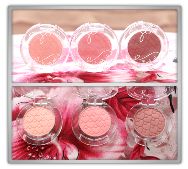 Jolse Etude House Eye Shadows Haul Review beauty blogger Look At My Eyes cafe Eye Shadow PK006 PK007 RD301