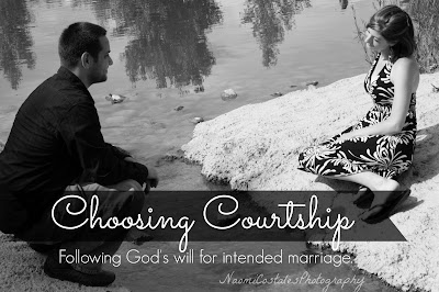 Choosing Courtship: Waiting For the Right One | What Joy Is Mine