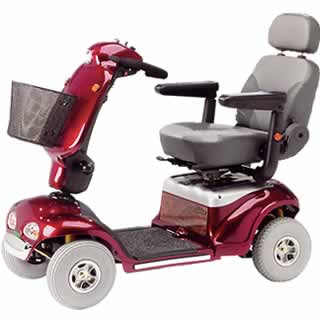 Pride Mobility Products  Quantum Rehab-Jazzy Power Chairs