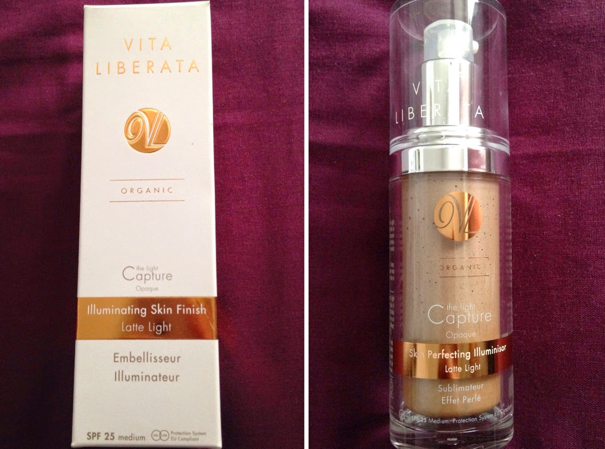 Inspire Magazine Online - UK Fashion, Beauty & Lifestyle Blog | Product Review // Vita Liberata's Capture The Light Illuminating Skin Finish; Inspire Magazine; Inspire Magazine Online; Vita Liberata; Capture The Light Illuminating Skin Finish; Tan; Fake Tan; Product Review