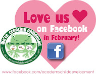Love us on Facebook In February!