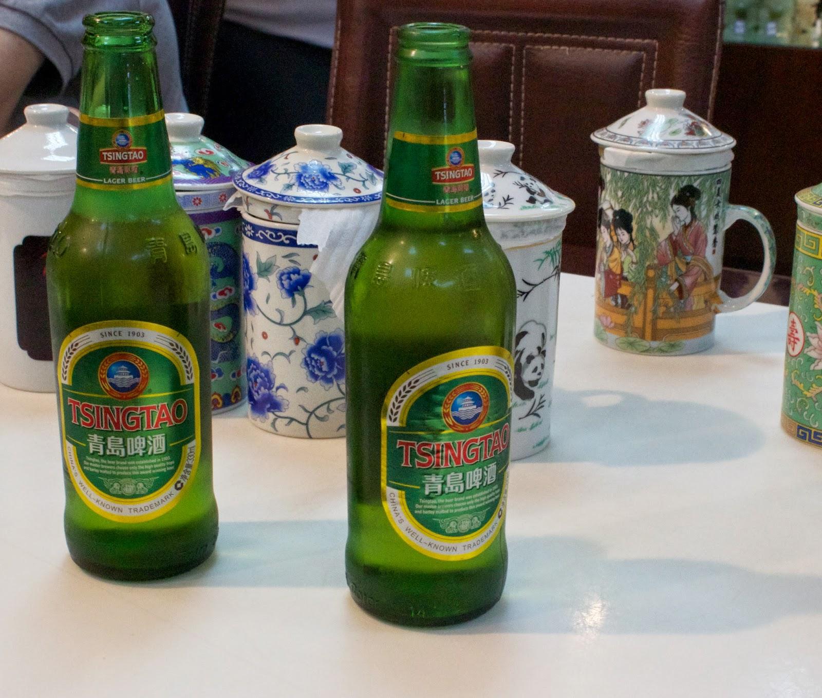 chinese beer tsing tao