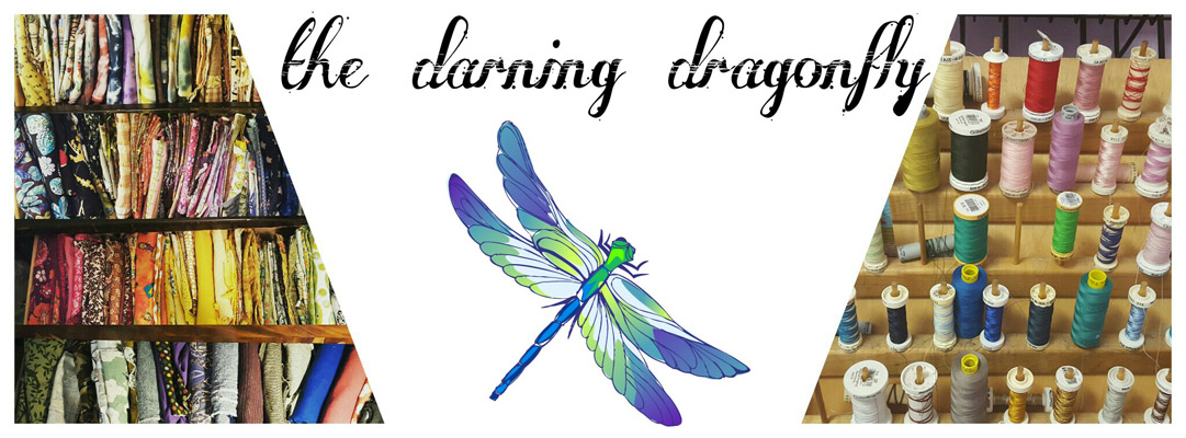 The Darning Dragonfly