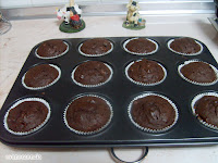 muffins horneados