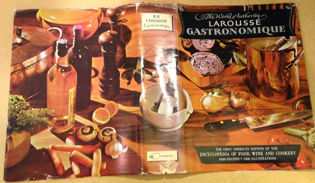 mae 39 s food blog the larousse gastronomique. Black Bedroom Furniture Sets. Home Design Ideas
