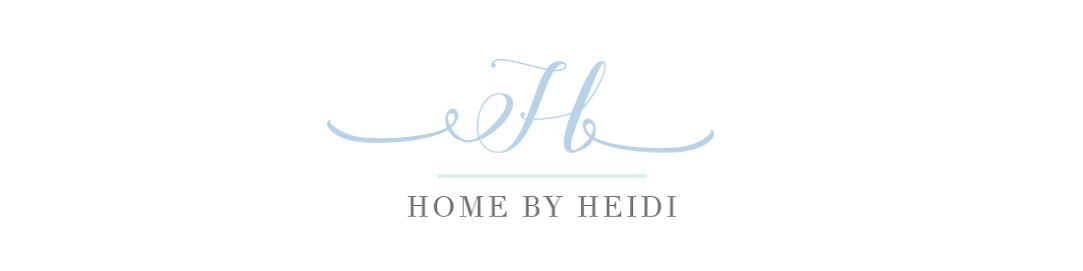 Home By Heidi