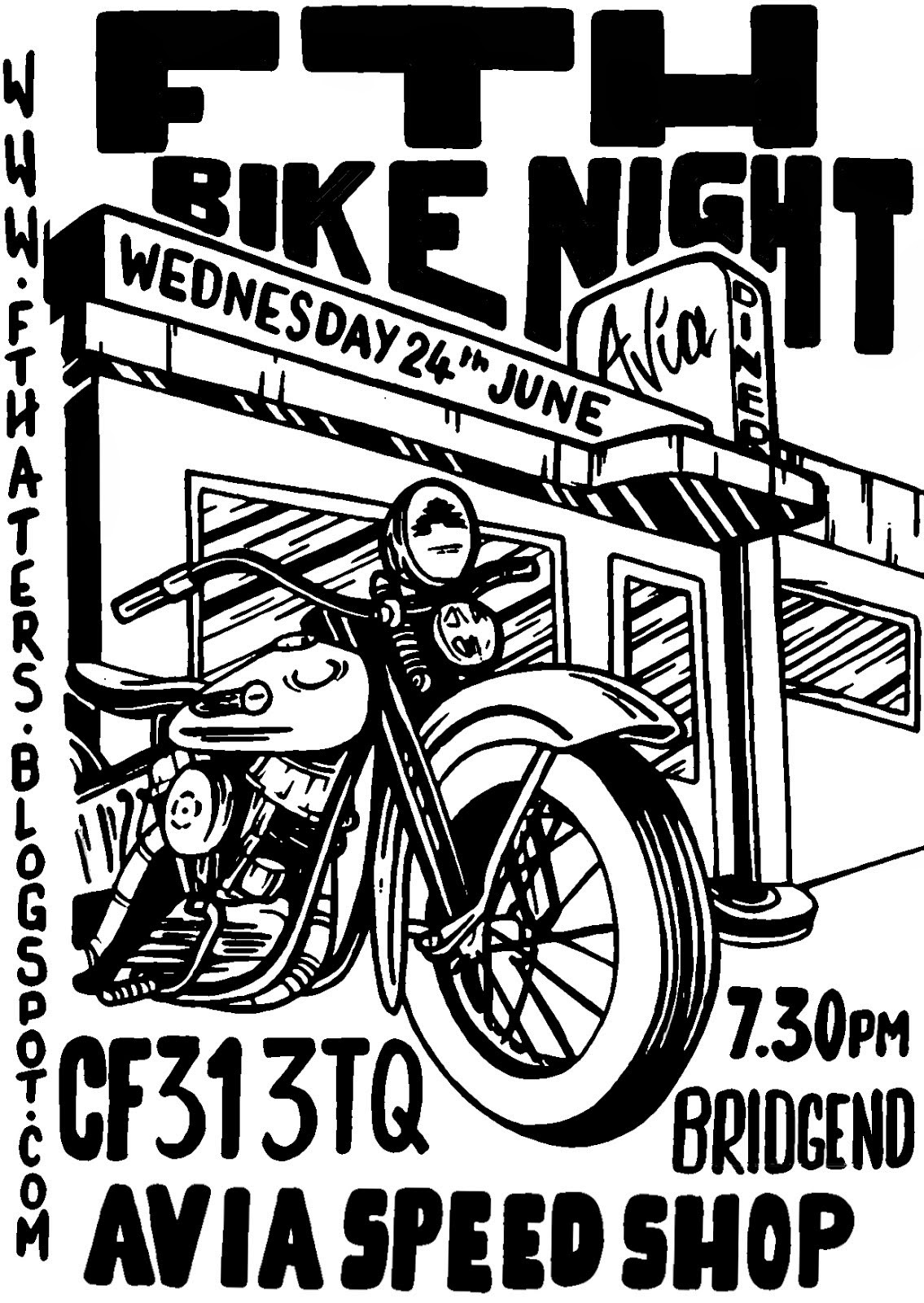 June Bike Night