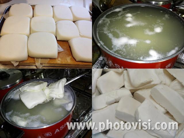 طريقة حفظ الجبنة البيضاء لفترات طويلة