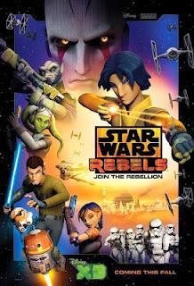 Chiến Tranh Giữa Các Vì Sao: Phiến Quân - Star Wars Rebels