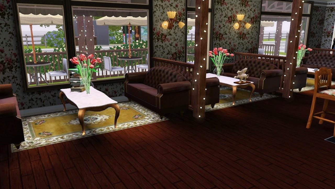 My sims 3 blog sophia 39 s coffee house by veronsim for Sophia house