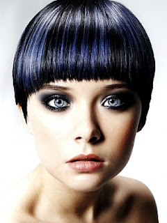 Latest hair color trend 2012 ideas