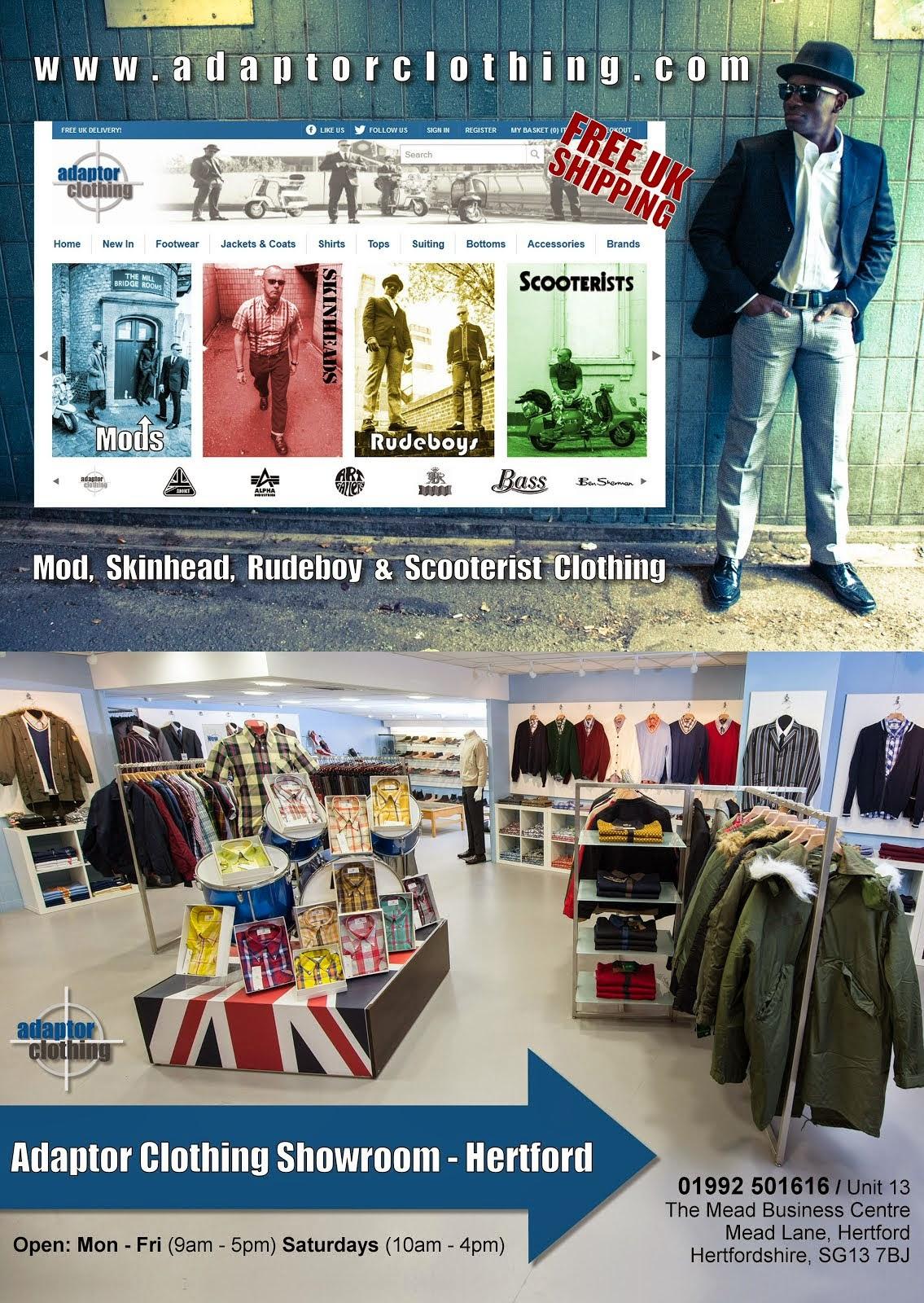 Adaptor Clothing - Proudly Sponsoring
