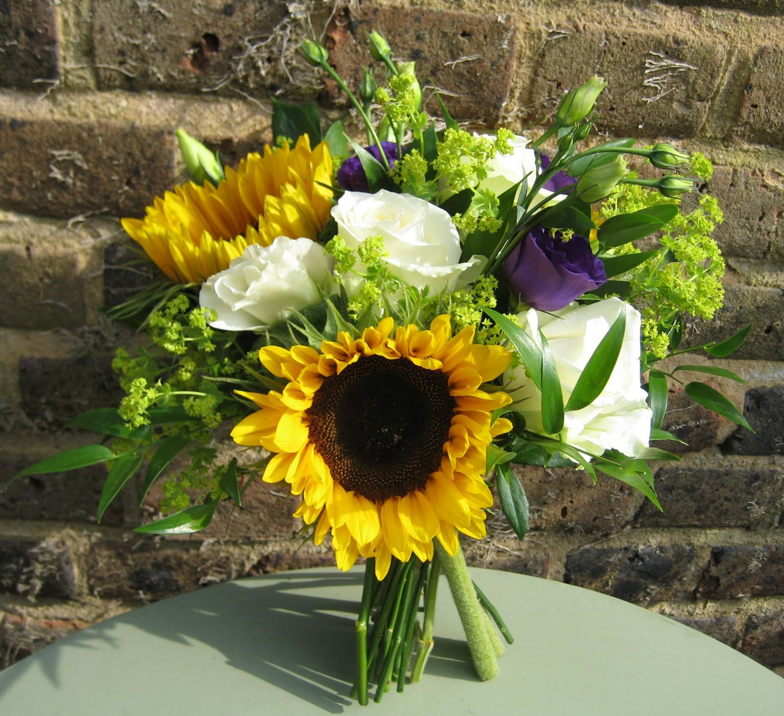 The Flower House: Late Summer Wedding