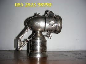 radsonne carbide lamp